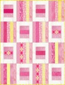 Candy Delight Dolls Quilt