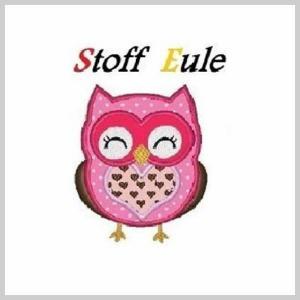 Logo Stoff Eule
