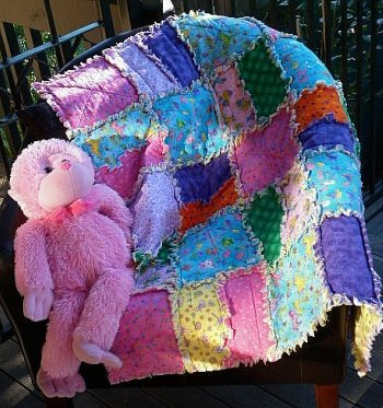 Free Rag Quilt Patterns