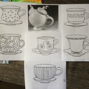 Google sourced teacup images