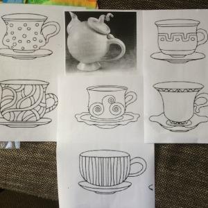 Google sourced teacup images