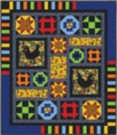 Alphabet Jungle - by Kids Quilts - Quilt Pattern - $20.00 : Fabric