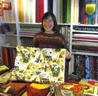 En Bente Ting quilt shop