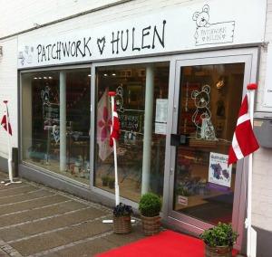 Patchwork Hulen Denmark