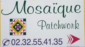 Mosaïque Patchwork