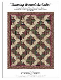 Free Log Cabin Quilt Patterns, Free Quilt Patterns, Log Cabin Quilts