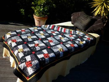 Twisted Sister Quilt