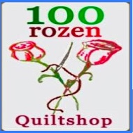 Quiltshop 100 Roses