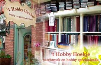 't Hobby Hoekje