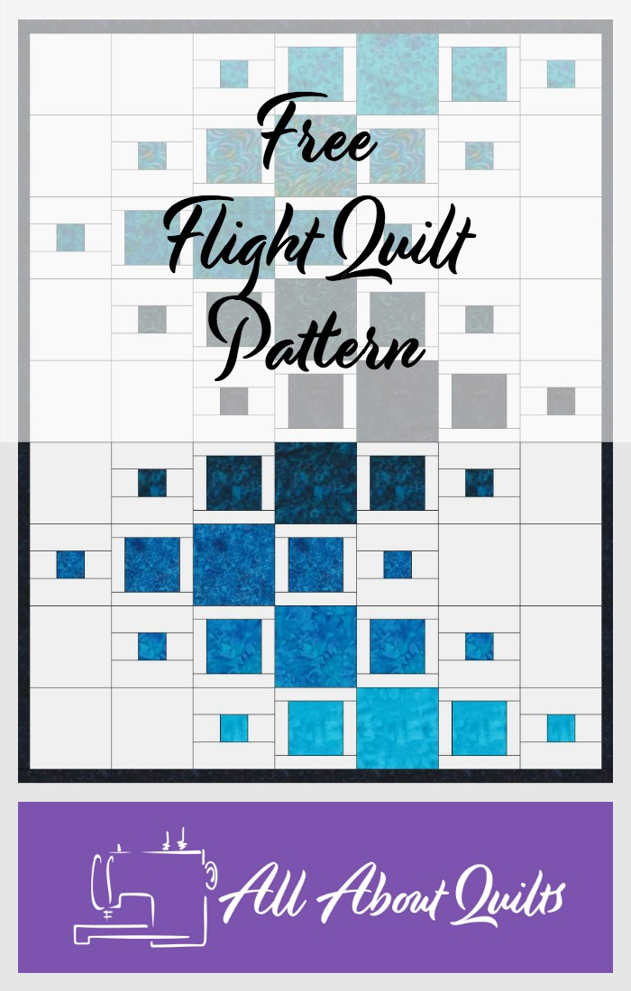 Free Flight quilt pattern