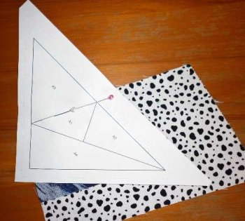 Step 1 Starry path block tutorial