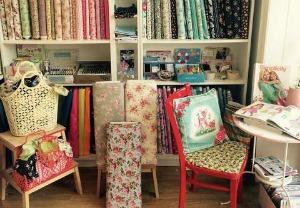 Daisybuds Fabrics