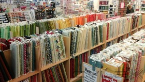 Hanson's Fabrics & Crafts