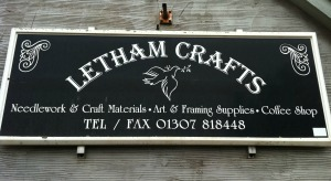 Letham Craft Shop