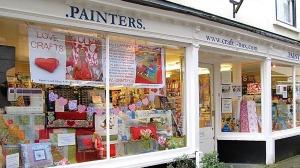 Painters Craft Box