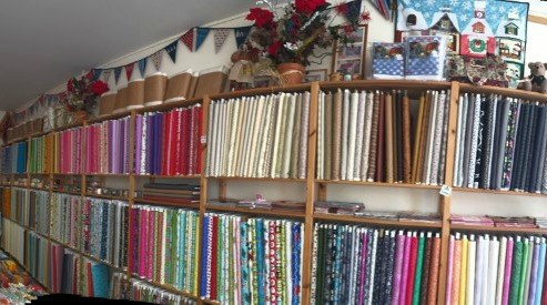 Pauline's Patchwork & Quilting Supplies