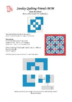 To Bento Box Block PDF download