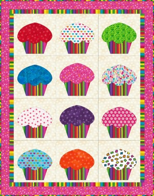 CupCake Party Quilt