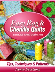 My Free Rag Quilt ebook