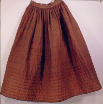 Old Sturbridge Village Petticoat