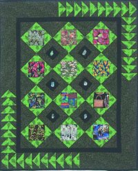 To Cushlas Village Fabrics