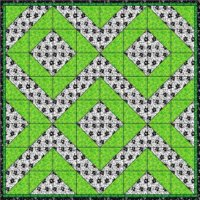 Half-Square Triangles Made Easy - Free Quilt Patterns