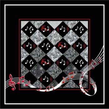 Musical Quilt & Block patterns - Quilting