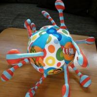 Baby Bopple Ball