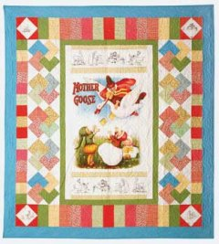 Baby Quilt Patterns Using Panels Sewing Patterns For Baby
