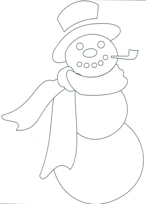 To Snowman Block PDF download
