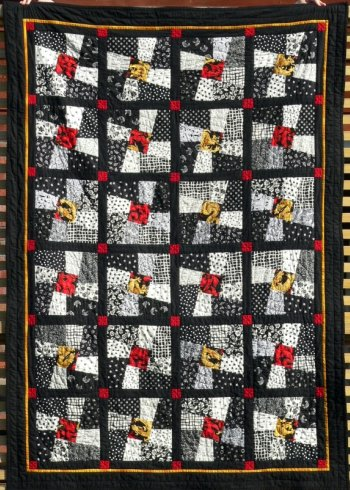 Twisted Rag Quilt Pattern Free : My Quilt Pictures