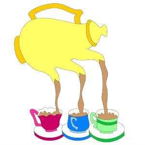Alice in Wonderland EQ7 Mad Hatter Tea Party