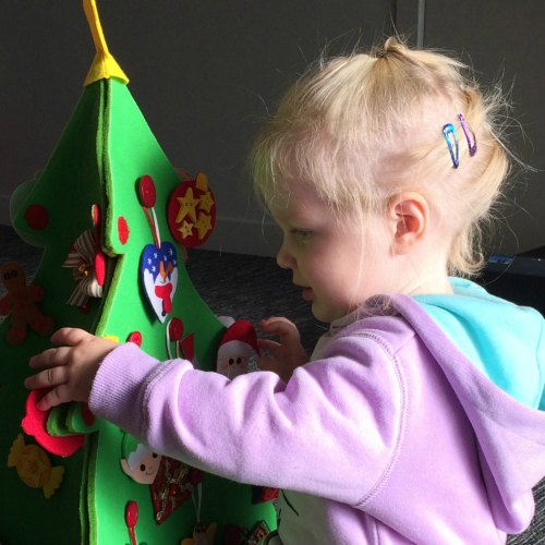 Felt Christmas Tree 7