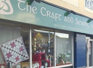 The Craft and Sewing Basket