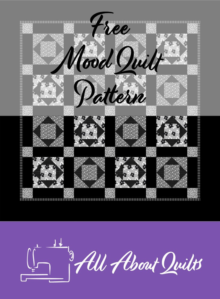 Free Mood quilt pattern