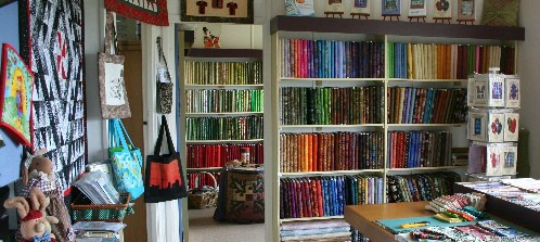 New Zealand Quilt Shops