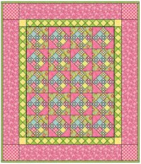 To Free Nine Patch Quilt Designs