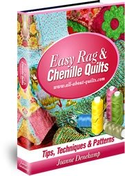 To Easy Rag & Chenille Quilts eBook