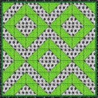 To Free Half Square Triangle Designs