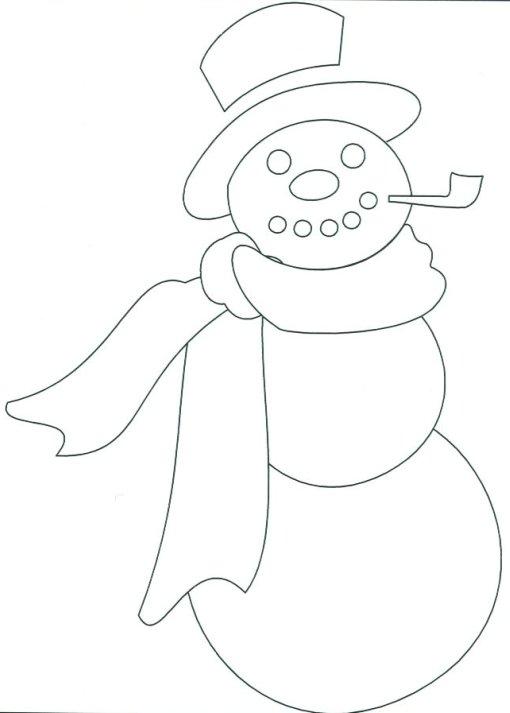 To Snowman Block PDF download